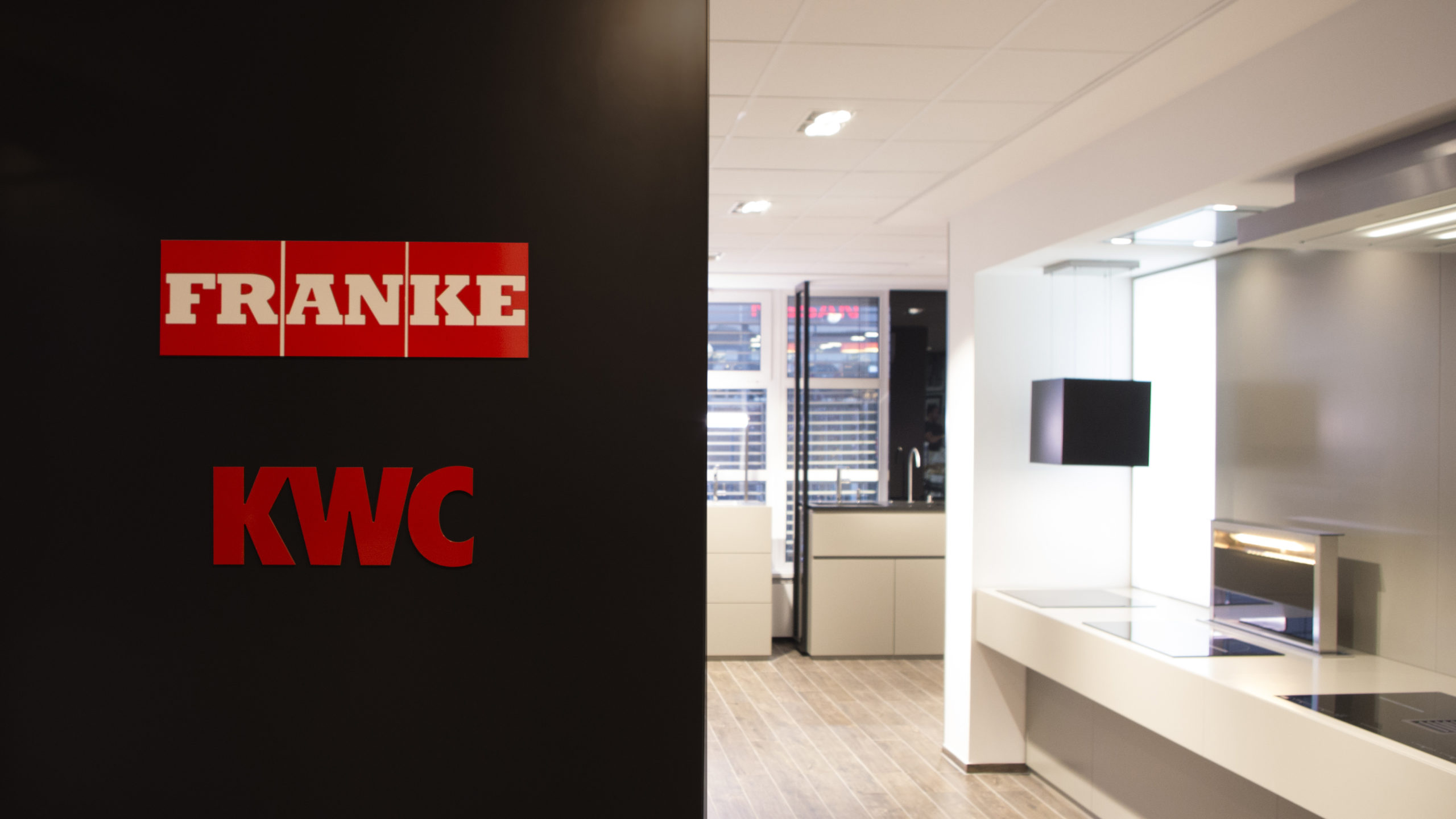 Showroom Franke